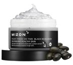 Mizon Enjoy Fresh-On Time Black Bean Mask - Maska do twarzy - Czarna Fasola 100ml