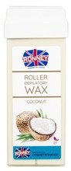 Ronney Roller Depilatory Wax Wosk do depilacji COCONUT