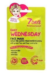 7Days maska do twarzy Easy Wednesday 28g