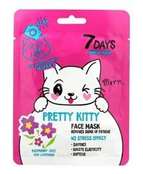 7Days maska do twarzy Pretty Kitty 28g