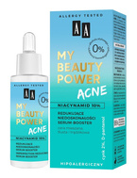 AA My Beauty Power Acne Serum-booster redukujący niedoskonałości 30ml