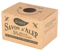 ALEPIA Mydło Alep 5% oleju laurowego 190g