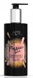 APIS Rozświetlający balsam perfumowany do ciała PASSION LOVE  300ml