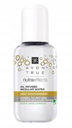 AVON True NutraEffects Płyn micelarny z olejkami 50ml