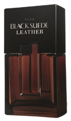 AVON Woda perfumowana dla mężczyzn BLACK SUEDE LEATHER 75ml
