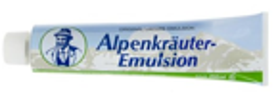 Alpenkrauter Emulsion Balsam Zioła alpejskie Przeciwbólowa emulsja MAŚĆ ALPEJSKA 200ml