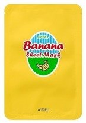 A'pieu Nawilżająco-odżywcza maska w płachcie SWEET BANANA Sheet Mask