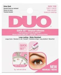 Ardell Duo Quick-Set Klej do rzęs dark tone 7g