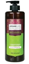 ArganiCare Conditioner MACADAMIA Odżywka do włosów z olejem makadamia 1000ml