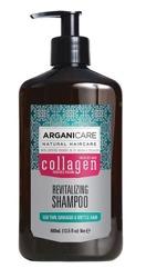 ArganiCare Hair Shampoo COLLAGEN Szampon do włosów z kolagenem 400ml