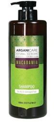 ArganiCare Hair Shampoo MACADAMIA Szampon do włosów z olejem makadamia 1000ml