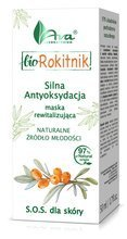 Ava Bio Rokitnik 2 - Maska do twarzy 50 ml