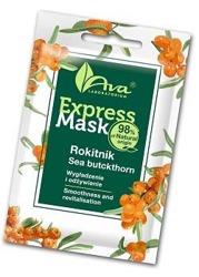 Ava Express Mask Maska do twarzy z esencją z rokitnika 7ml