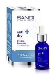 BANDI Anti Dry Peeling kwasowy silnie nawilżający 30ml