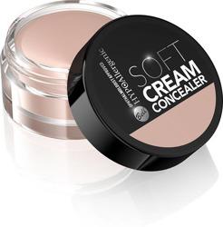 BELL HYPOAllergenic Soft Cream Concealer Korektor kamuflujący Peach Beige 04