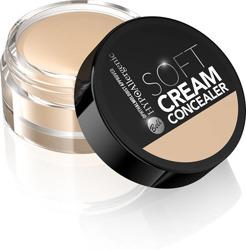 BELL HYPOAllergenic Soft Cream Concealer Korektor kamuflujący Yellow Beige 03