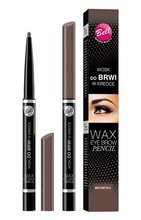 BELL Wosk do brwi w kredce 03 brunetka 12ml