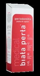 BIAŁA PERŁA Periodentitis Pasta do zębów przeciw paradontozie 75ml