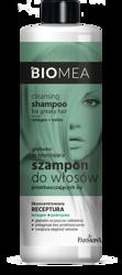 BIOMEA Szampon głęboko oczyszczający do włosów przetłuszczających się 400ml