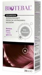 BIOTEBAL szampon do włosów Wzmacniający 200ml