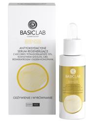 BasicLab Antyoksydacyjne serum regenerujące 30ml