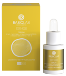 BasicLab Esteticus Kuracja przeciwzmarszczkowa odżywienie i wygładzenie 15ml