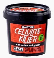 Beauty Jar Antycellulitowy suchy peeling do ciała Cellulite Killer 150g