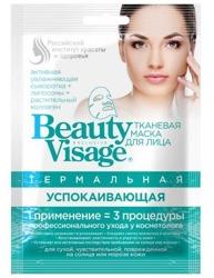 BeautyVisage Termalna maska w płachcie