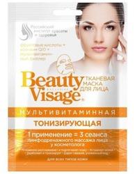 BeautyVisage Tlenowa maska w płachcie