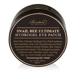 Benton Snail Bee Ultimate Hydrogel Eye Patch Hydrożelowe płatki pod oczy 60szt