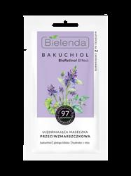 Bielenda BAKUCHIOL BioRetinol Effect ujędrniająca maseczka przeciwzmarszczkowa 8g