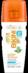 Bielenda BIKINI Aloesowe mleczko do opalania SPF30 200ml