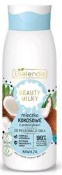 Bielenda Beauty Milky mleczko do ciała Kokos 400ml