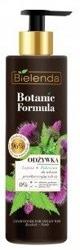 Bielenda Botanic Formula Łopian + Pokrzywa Odżywka do włosów przetłuszczających się 245ml