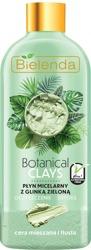 Bielenda Botanical Clays płyn micelarny z glinką zieloną 500ml