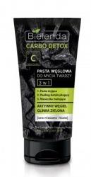 Bielenda Carbo Detox Pasta węglowa do mycia twarzy 3w1 150g
