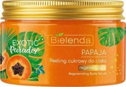 Bielenda EXOTIC peeling cukrowy Papaja 350g