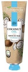 Bielenda Hand Cream COCONUT OIL nawilżający krem do rąk 50ml