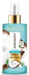 Bielenda Karaibski kokosowy Olejek do ciała odżywczy 150ml