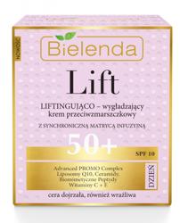 Bielenda LIFT liftingująco-wygładzający krem na dzień 50+ 50ml