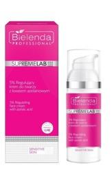 Bielenda Professional SupremeLab Sensitive Skin 5% Regulujący Krem do Twarzy z Kwasem Azelainowym 50ml