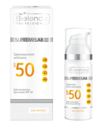 Bielenda Professional SupremeLab Sun Protect Satynowy krem ochronny SPF50 50ml