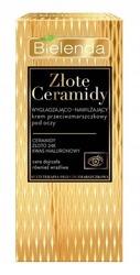 Bielenda Złote Ceramidy Wygładzająco-nawilżający krem przeciwzmarszczkowy pod oczy 15ml