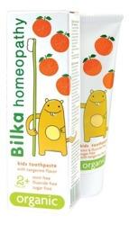 Bilka Homeopathy Homeopatyczna Pasta dla dzieci 50ml