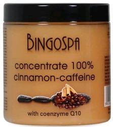 BingoSpa Koncentrat cynamonowo - kofeinowy z koenzymem Q10 250g