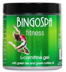 BingoSpa L-karnityna w żelu z zieloną herbatą 250g