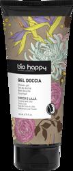 BioHappy Żel pod prysznic Lilia&Kokos 200ml