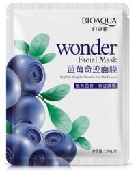 Bioaqua Woder Facial Mask Maska w płachcie z ekstraktem z borówki