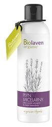 Biolaven Organic Płyn Micelarny Winogron Lawenda, 200 ml
