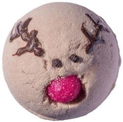 Bomb Cosmetics Musująca kula Run Rudolph Run 160g